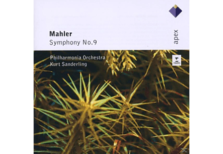 Kurt Sanderling - Mahler: Symphony No.9 - (CD)