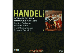 VARIOUS - Acis And Galatea/Theodora Vol.8 - (CD)