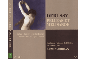 VARIOUS - Pelleas Et Melisande - (CD)