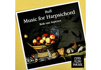 Bob Van Asperen - Music For Harpsichord [CD]