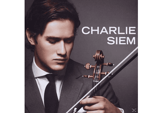 SIEM,CHARLIE & JAYA-RATNAM,CAROL - Virtuoso Violin Pieces - (CD)