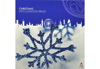 London Brass - Christmas With London Brass [CD]