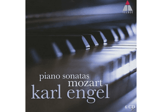 Karl Engel - Piano Sonatas [Box-Set] - (CD)