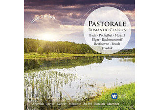 VARIOUS - Pastorale: Romantic Classics - (CD)