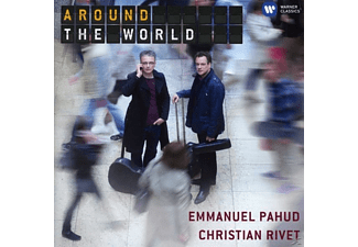 Emmanuel Pahud, Christian Rivet - Around The World [CD]