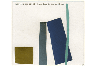 Portico Quartet - Knee Deep In The North Sea [CD]