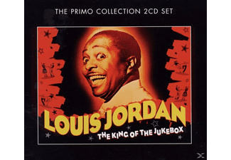 Louis Jordan - The King Of The Jukebox - (CD)