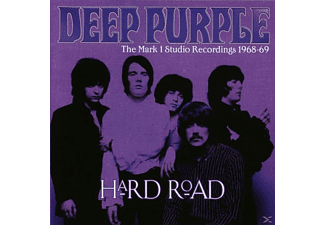 Deep Purple - Hard Road - The Mark 1 Studio Recordings 1968-1969 (CD)