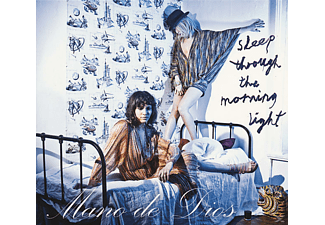 Mano De Dios - Sleep Through The Morning Light - (CD)