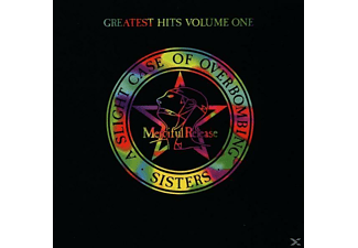 The Sisters Of Mercy - A Slight Case of Overbombing - Greatest Hits, Vol. 1 (CD)
