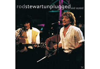 Rod Stewart - UNPLUGGED...AND SEATED - (CD)