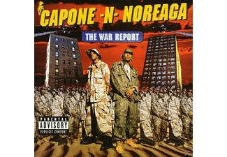 Capone - The War Report [CD]