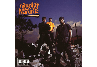 Naughty by Nature - Naughty By Nature - (CD)