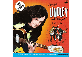 David Lindley - Win This Record - (CD)