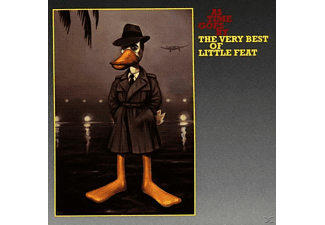 Little Feat - AS TIME GOES BY - THE VERY BEST OF - (CD)
