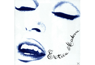 Madonna - Erotica *clean Version* [CD]
