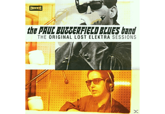 The Butterfield Blues B - Original Lost Elektra Sessions [CD]
