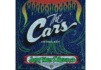 The Cars - Anthology-Just What I Needed [CD]