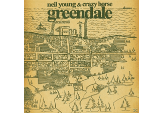 Neil Young - Greendale - (CD)