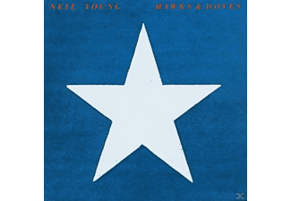 Neil Young - Hawks & Doves [CD]