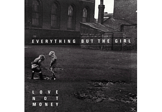 Everything But the Girl - Love Not Money - (CD)