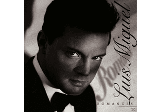 Luis Miguel - Romances [CD]