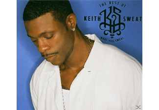 Keith Sweat - Best Of, The-Make You Sweat [CD]
