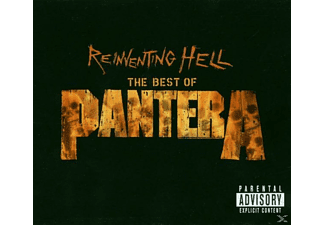 Pantera - Reinventing Hell-Best Of... - (CD)