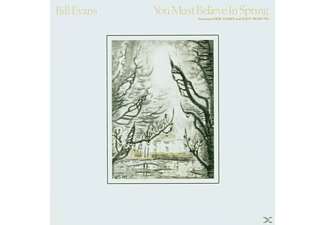 Bill Evans - You Must Believe In Spring [CD]