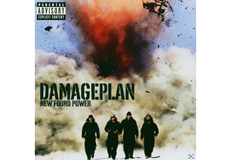 Damageplan - New Found Power [CD]