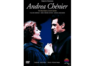 Covent Garden The Royal Opera - Andrea Chenier - (DVD)