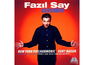 Fazil & New York Philharmonic Say - Rhapsody In Blue / Porgy & Bess Arrangements [CD]
