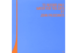 John Frusciante - To Record Only Water For Ten Days - (CD)