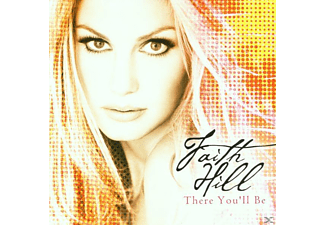 Faith Hill - There You'll Be - (CD)