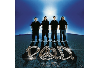 P.O.D. - Satellite (New Version) - (CD)