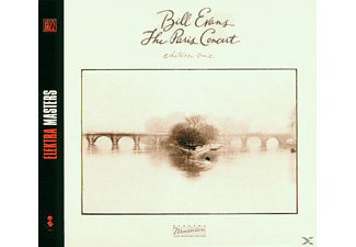 Bill Evans - Paris Concert, The Vol.1 - (CD)