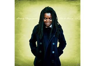 Tracy Chapman - Let It Rain - (CD)