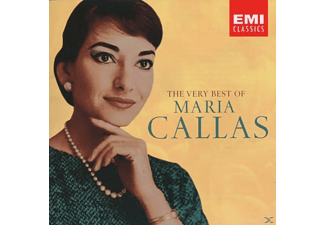 Maria Callas - The Very Best Of Singers - (CD)