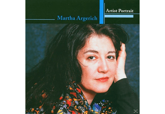 Martha Argerich - Artist Portrait - (CD)