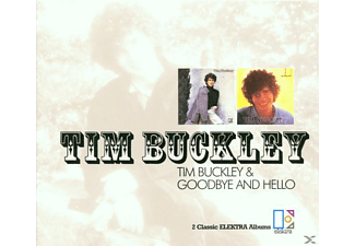 Tim Buckley - Tim Buckley+Goodbye And Hello [CD]