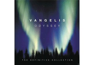 Vangelis - ODYSSEY - THE DEFINITIVE COLLECTION [CD]