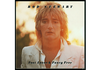 Rod Stewart - Foot Loose & Fancy Free - (CD)
