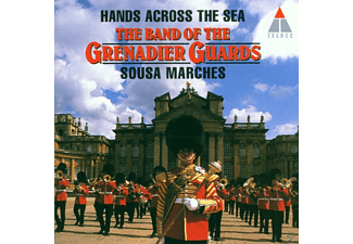 Grenadier Guards Bd - Hands Across The Sea - (CD)