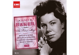 Janet Baker - The Legendary Dame Janet Baker [CD]