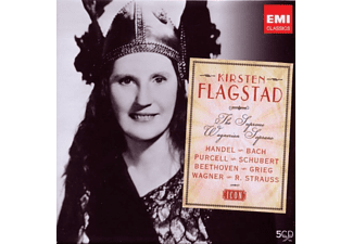 Flagstad Kirsten - Icon:Kirsten Flagstad - (CD)