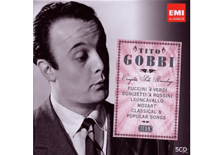 Tito Gobbi - Icon:Tito Gobbi - (CD)