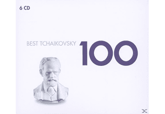 VARIOUS - 100 Best Tchaikovsky [CD]