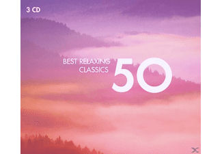 VARIOUS - 50 Best Relaxing Classics - (CD)