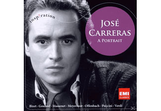 José Carreras - Jose Carreras - A Portrait [CD]