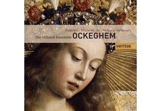 Hilliard Ensemble - Requiem/Missa Mi-Mi/+ - (CD)